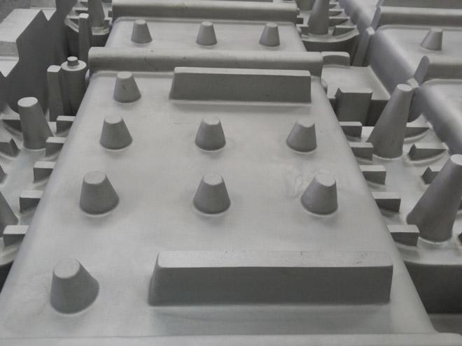 cast aluminum tooling