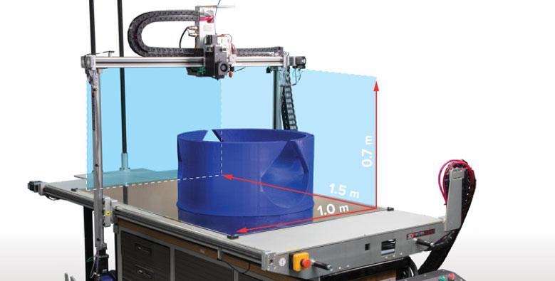 3D Printing Equipment – Prototype Manufacturing