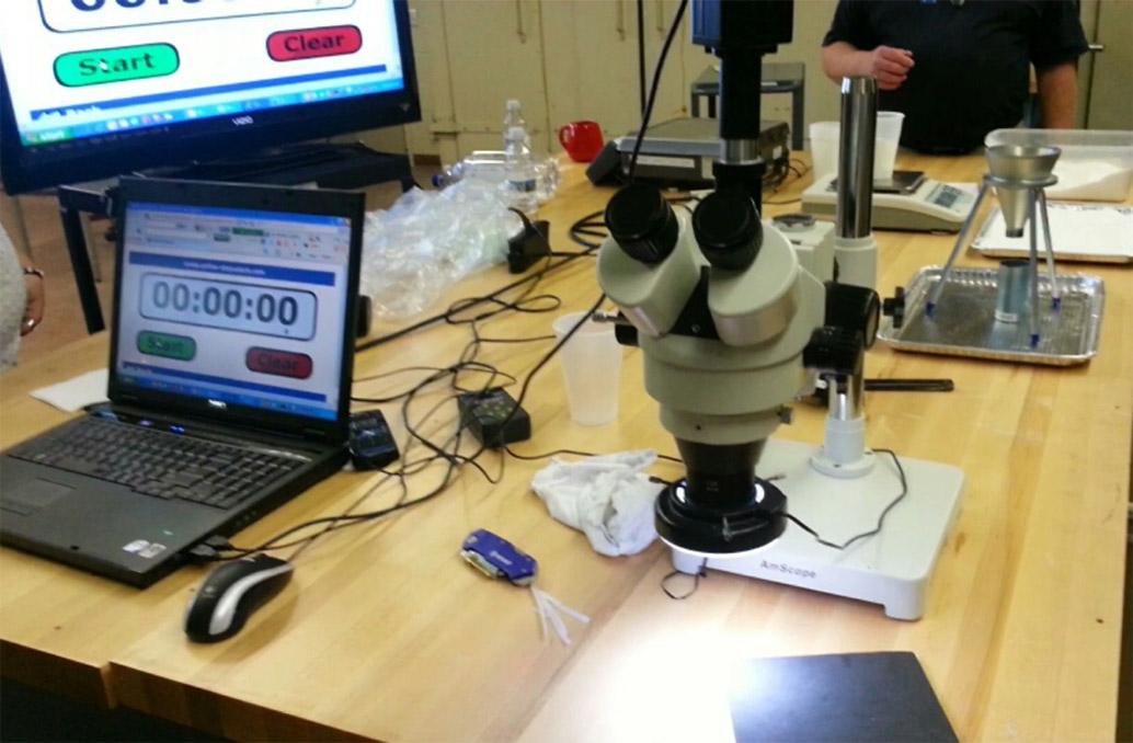 rotomolding process quality control