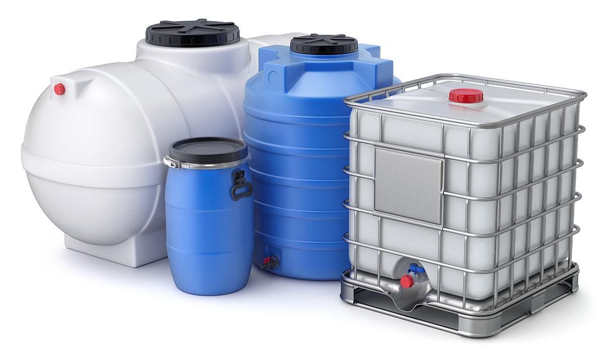 custom water tanks